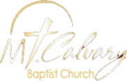Mt. Calvary Baptist Church Logo